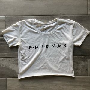 PACSUN • friends crop top